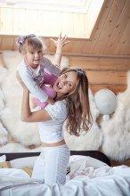 Новые фотографии МакSим и ее дочки Саши