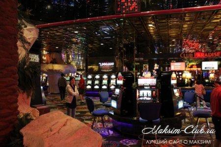 Вулкан. Информация о казино